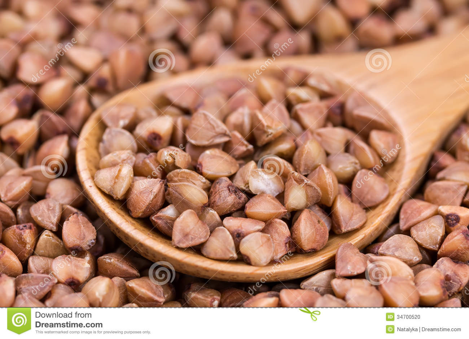 how to make buckwheat flour from groats