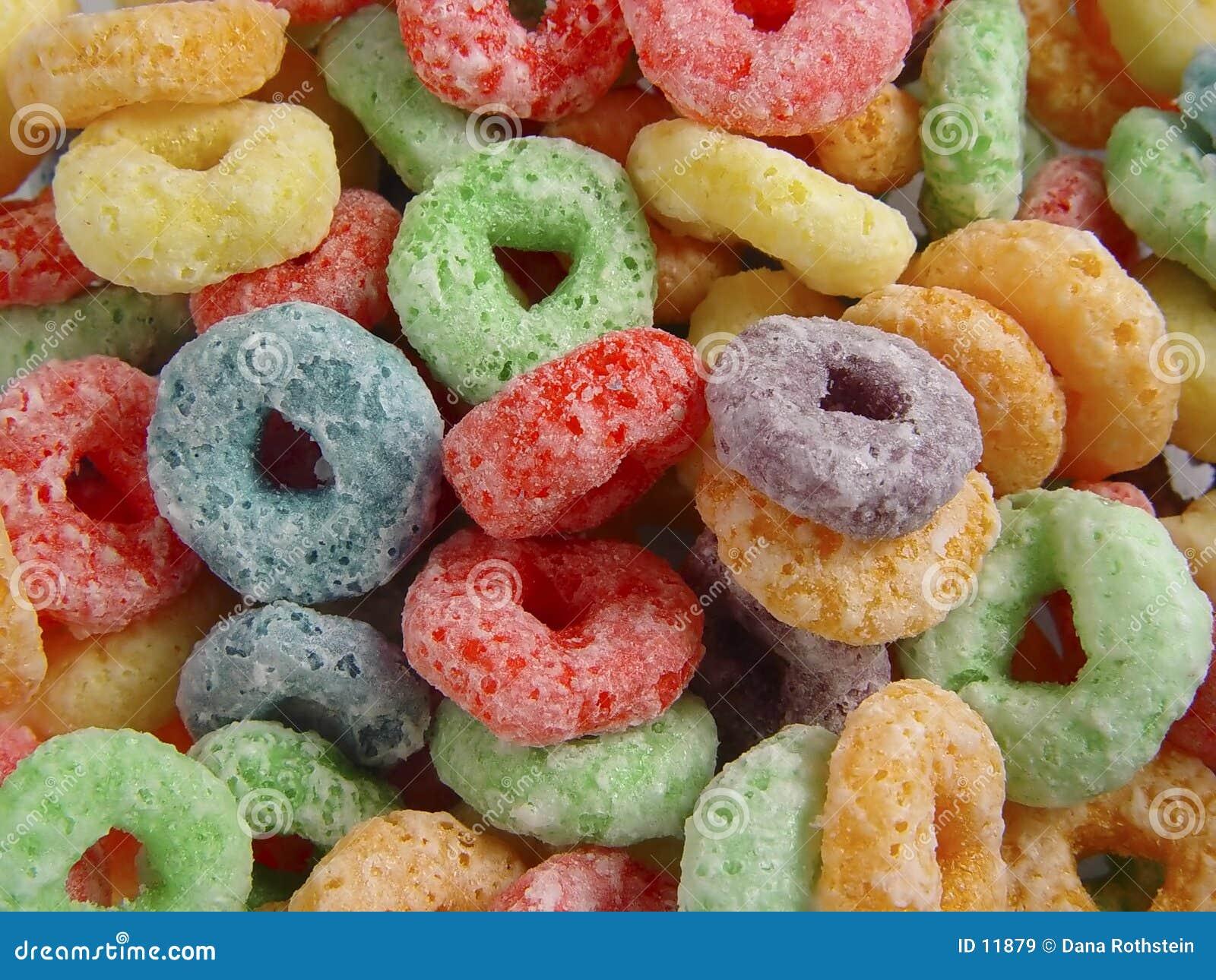 Bucles de la fruta