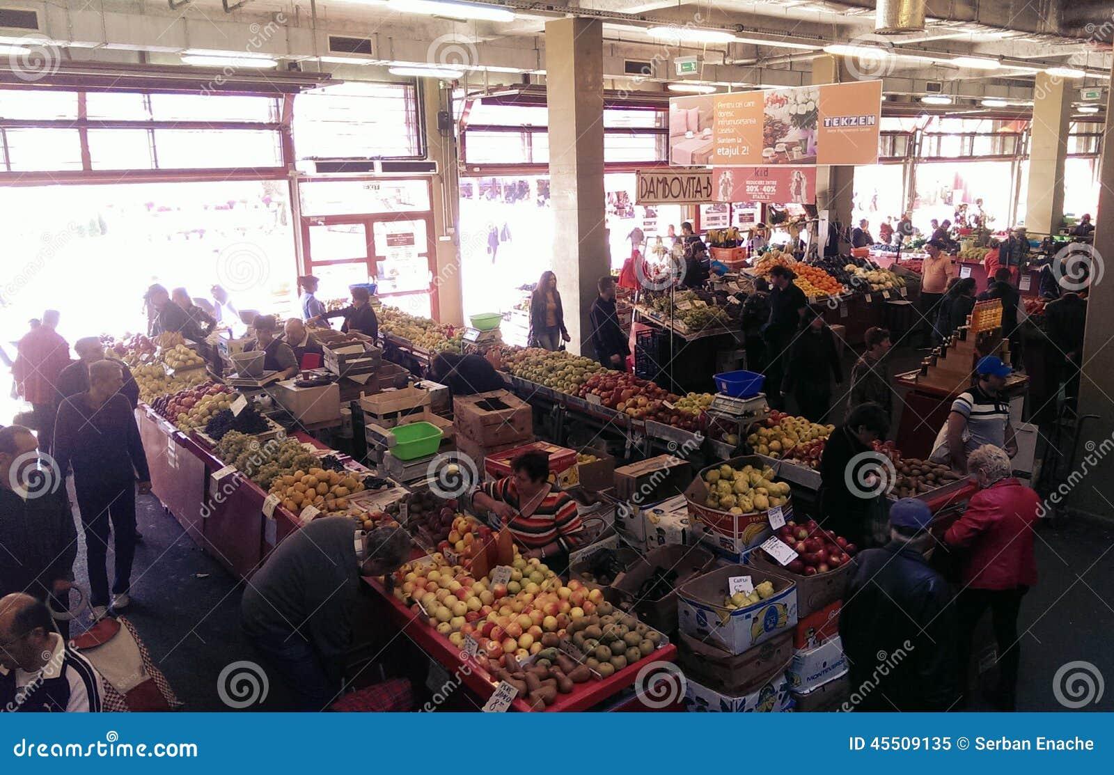 Bucur Obora rynek