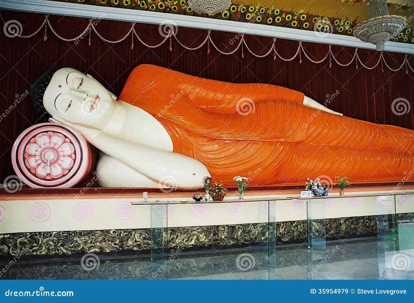 Buda de descanso