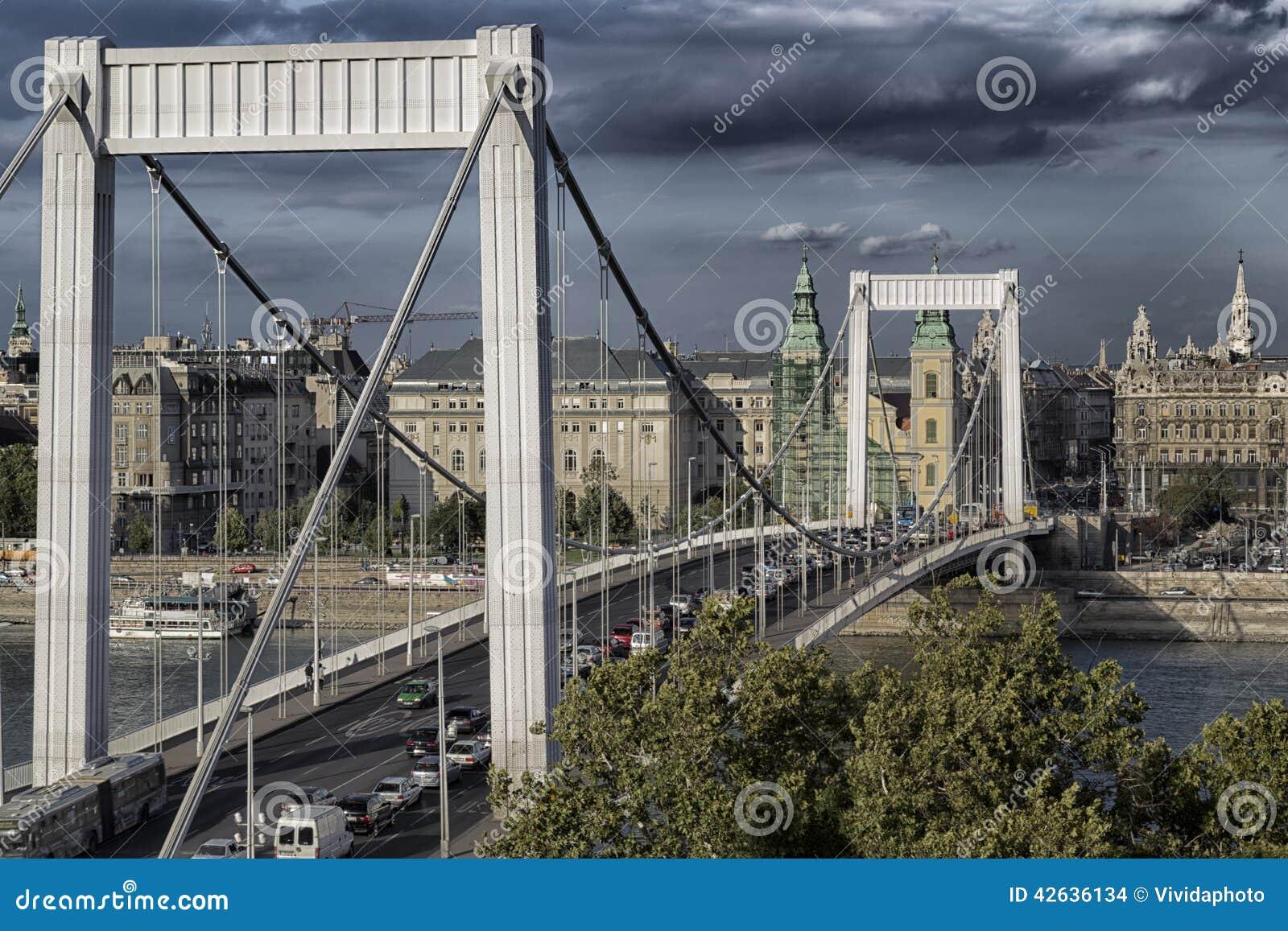 Budapest bridżowy elisabeth