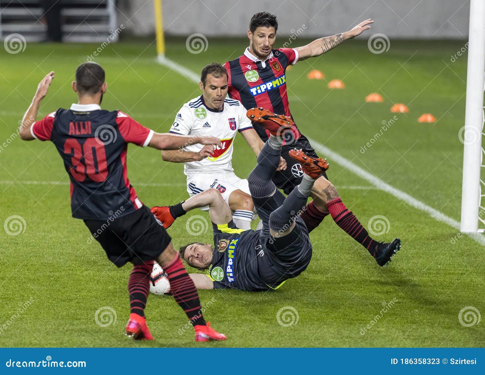 Budapest Honved V MOL Fehervar FC - OTP Bank Liga 2-2 ...
