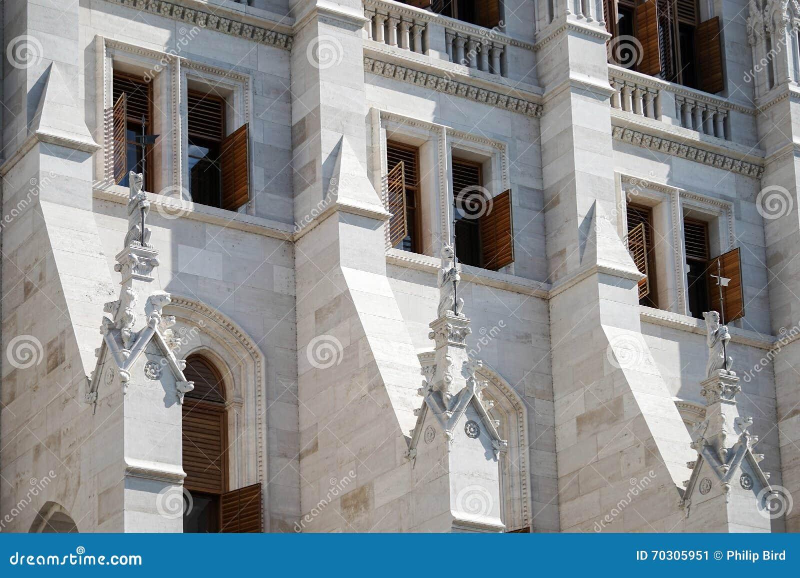 BUDAPEST, HUNGARY/EUROPE - 21 DE SEPTIEMBRE: El parlamento húngaro b