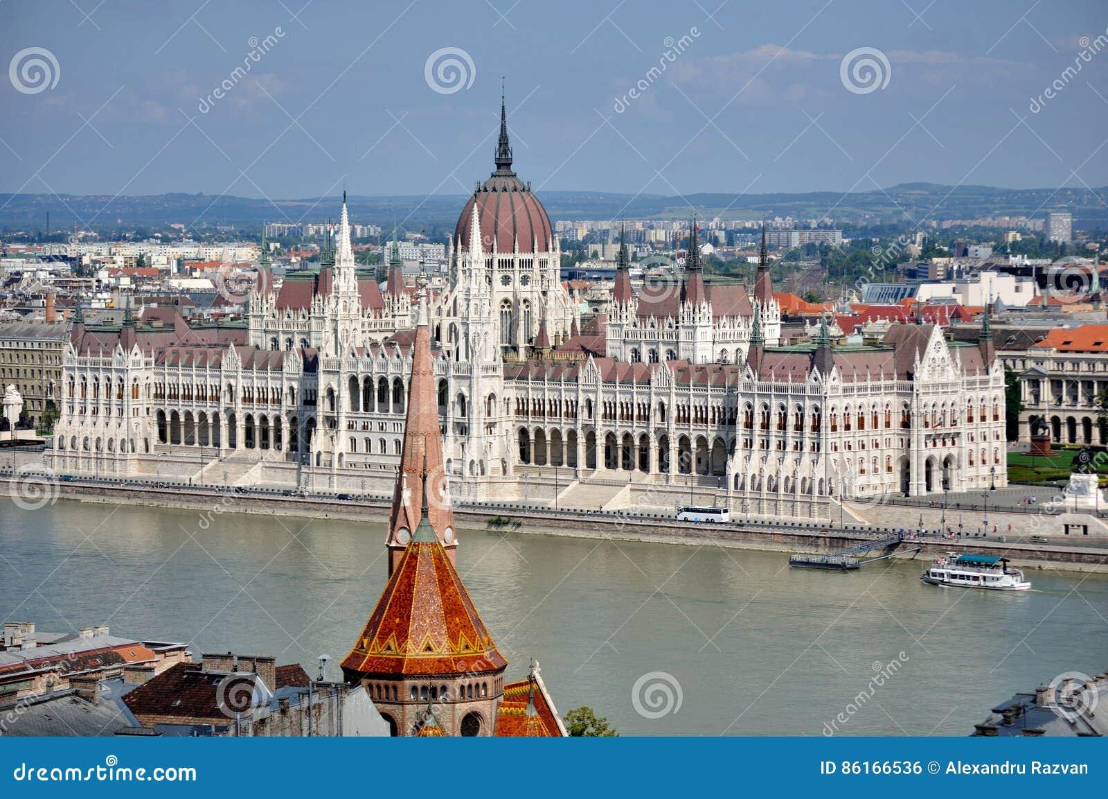 Budapest husparlament