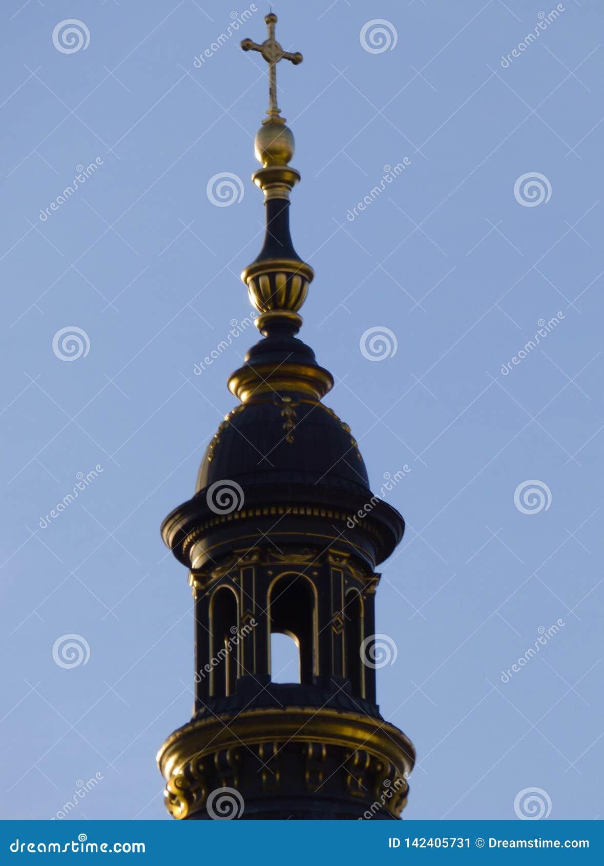 Budapest kościół wierzchołek
