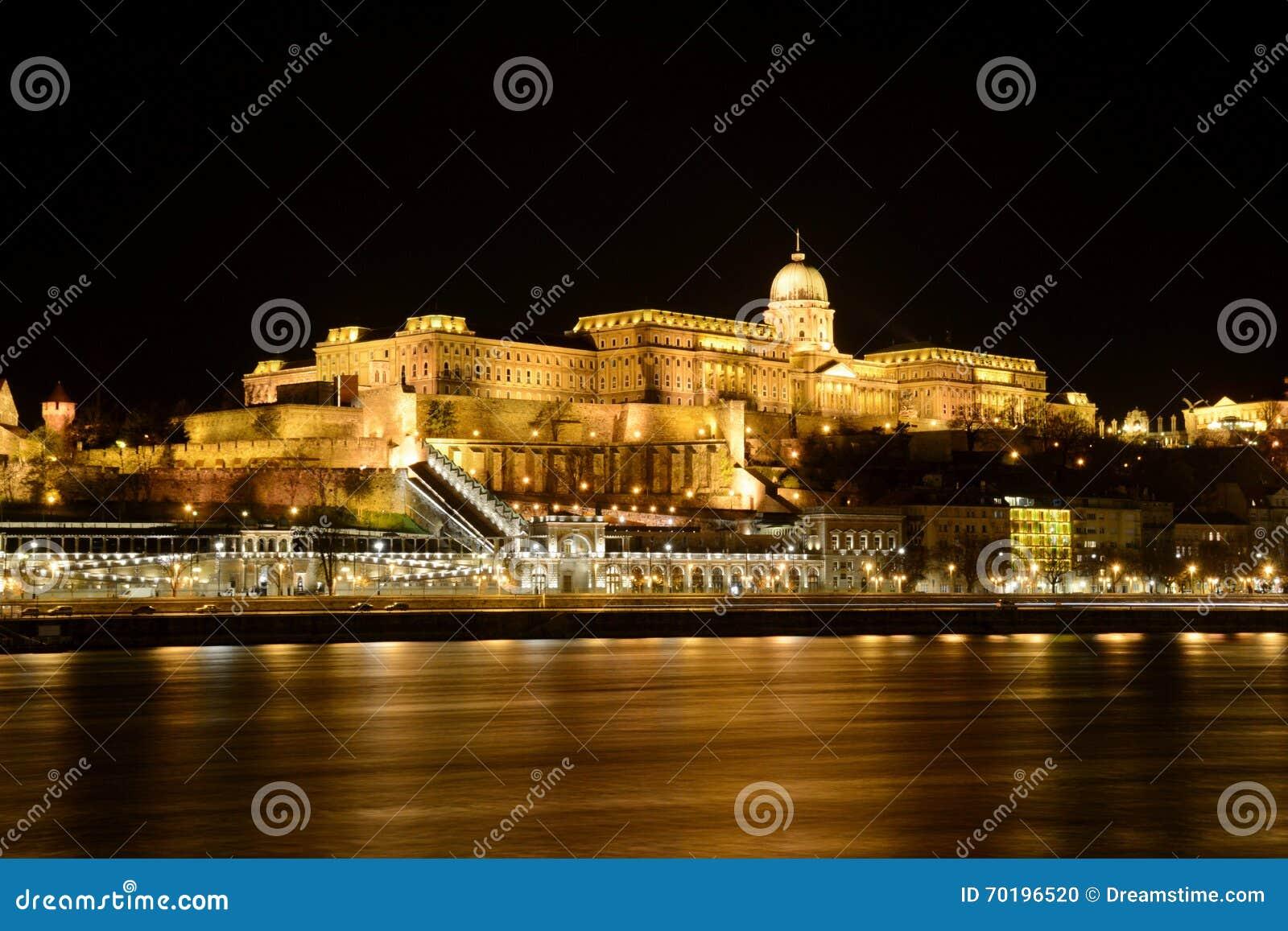 Budapest slott