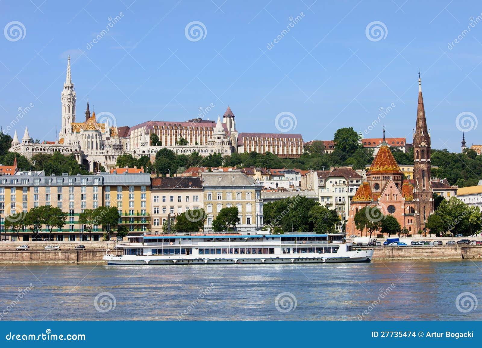 Budapest-Stadtbild
