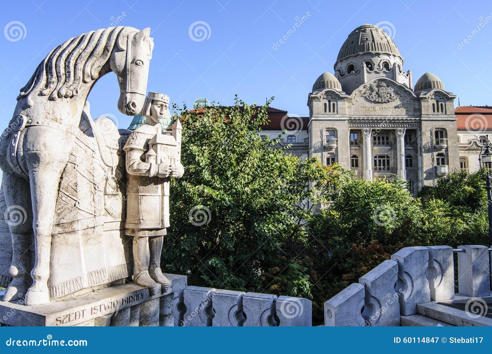 Budapest Ungern Europa badrumgellert