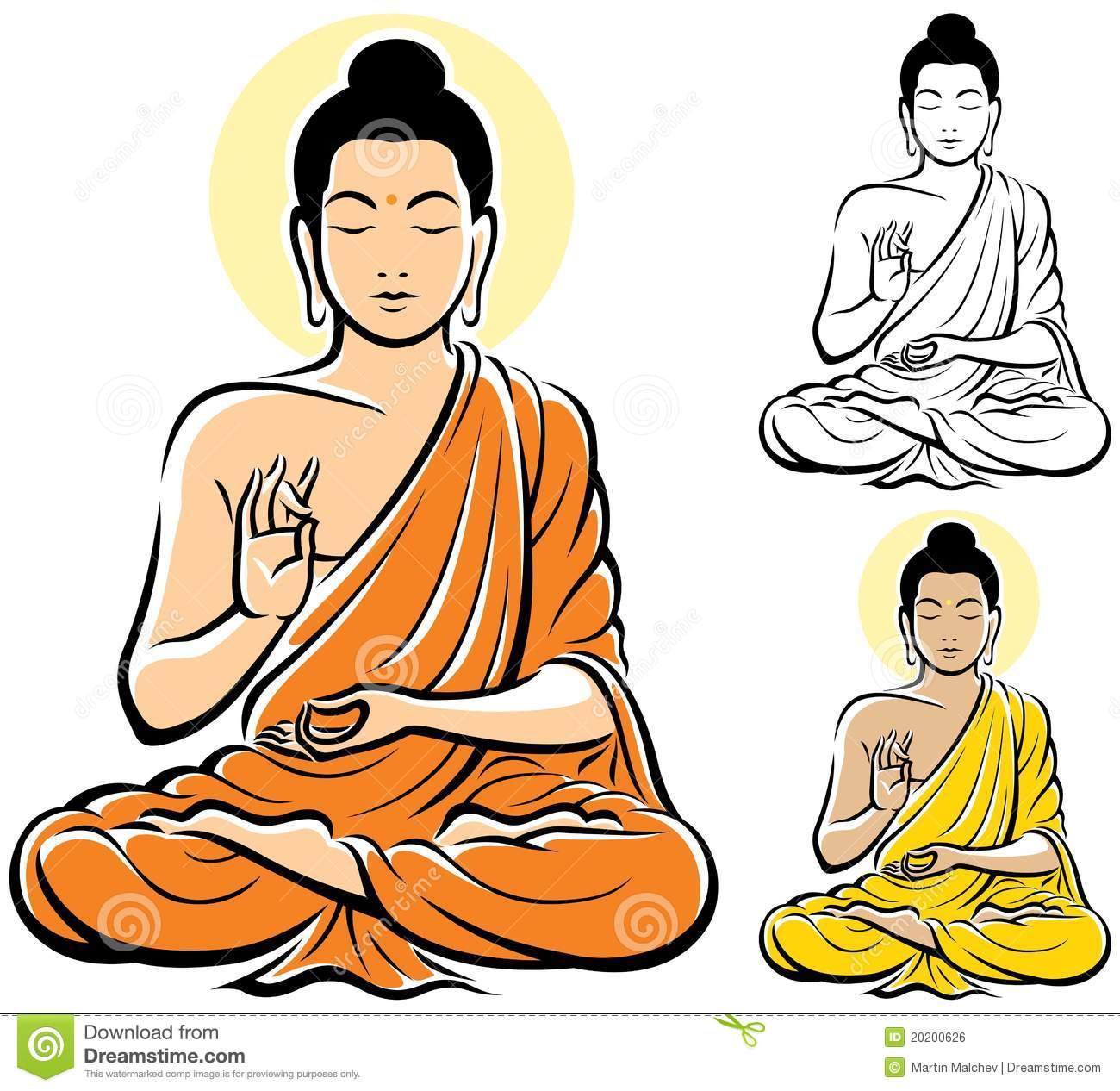 buddha illustration buddha royalty free stock image image 20200626 3030