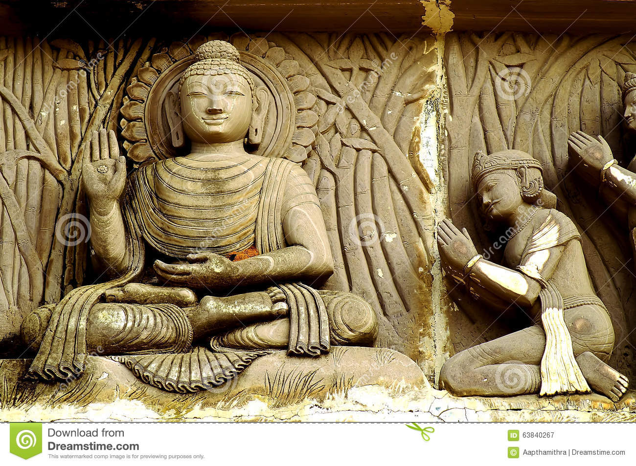 king asokas contribution to buddhism No matter a person's abilities, if he or she helps others – to that degree he or she will be powerful, happy, and long-lived that's why ashoka's leadership.