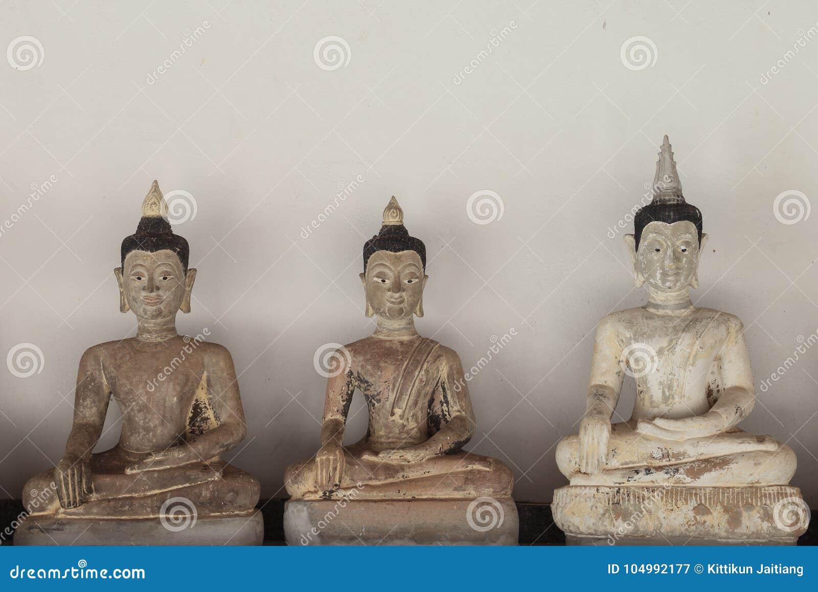 Buddha antyczni wizerunki