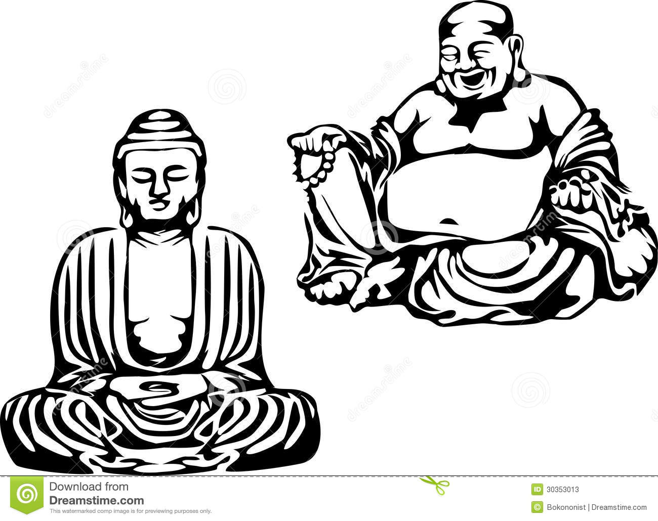 buddha illustration buddha stock photos image 30353013 2646