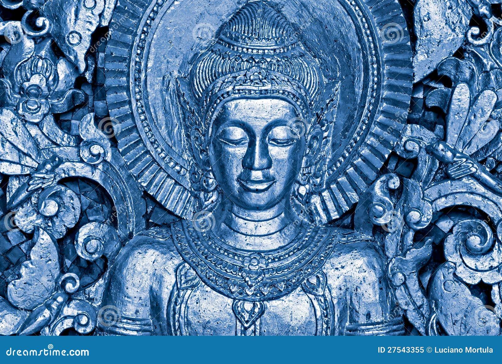 La seconda venuta di Gesù Cristo - Pagina 4 Buddha-blu-27543355