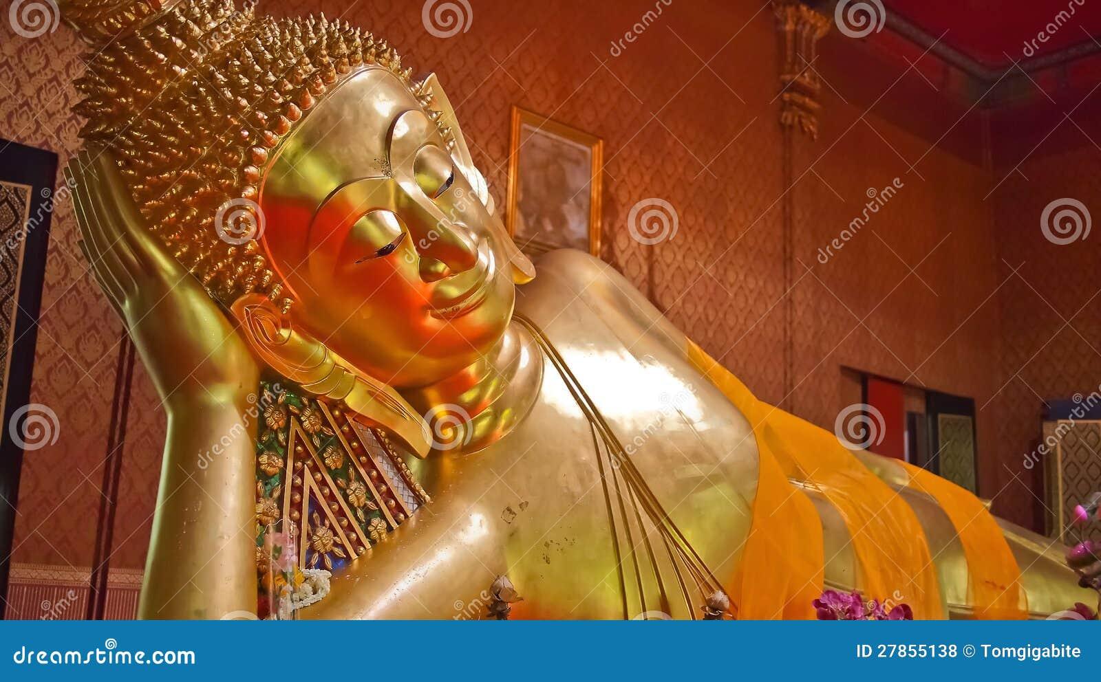 Buddha de reclinação