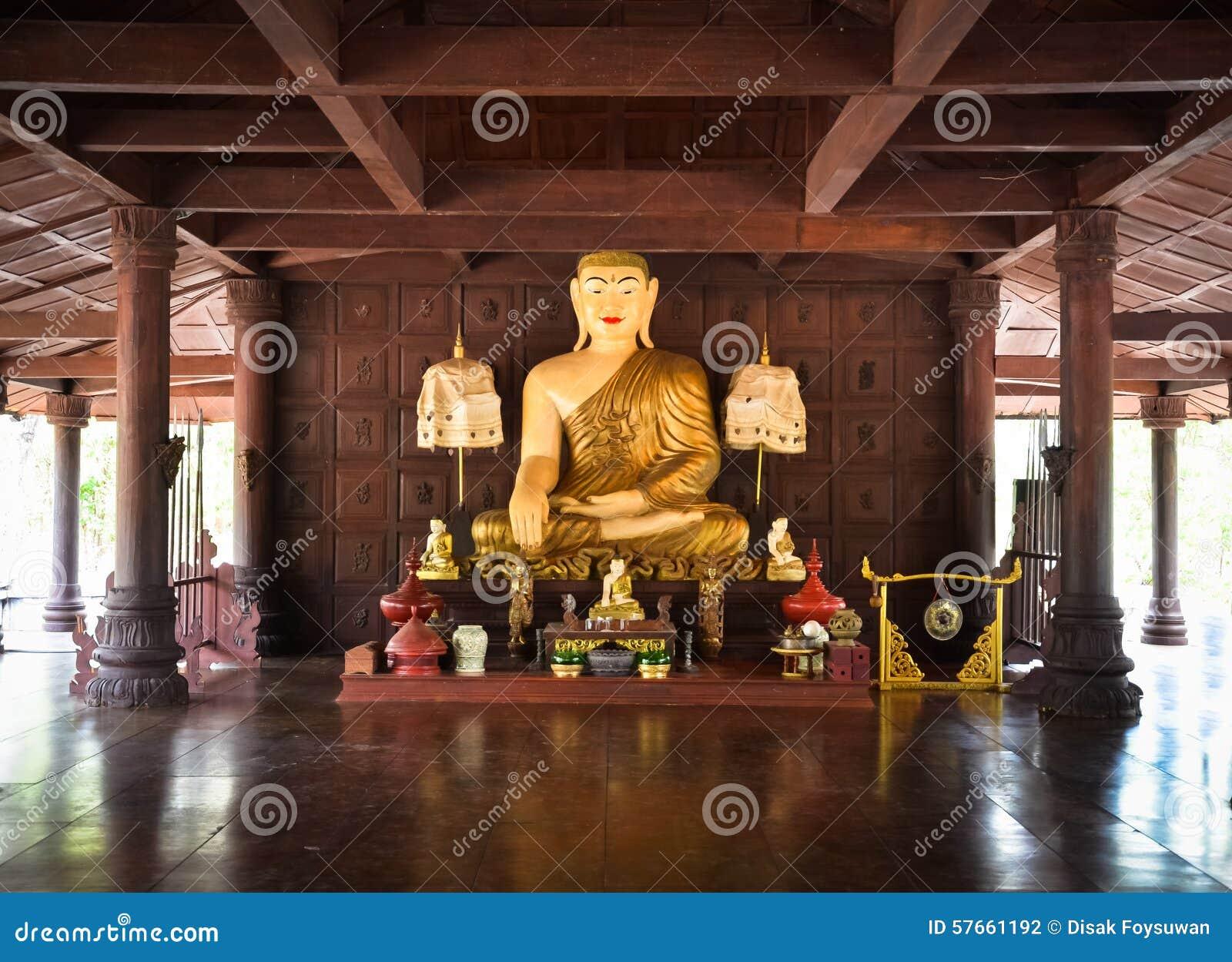 Buddha diagram sitting