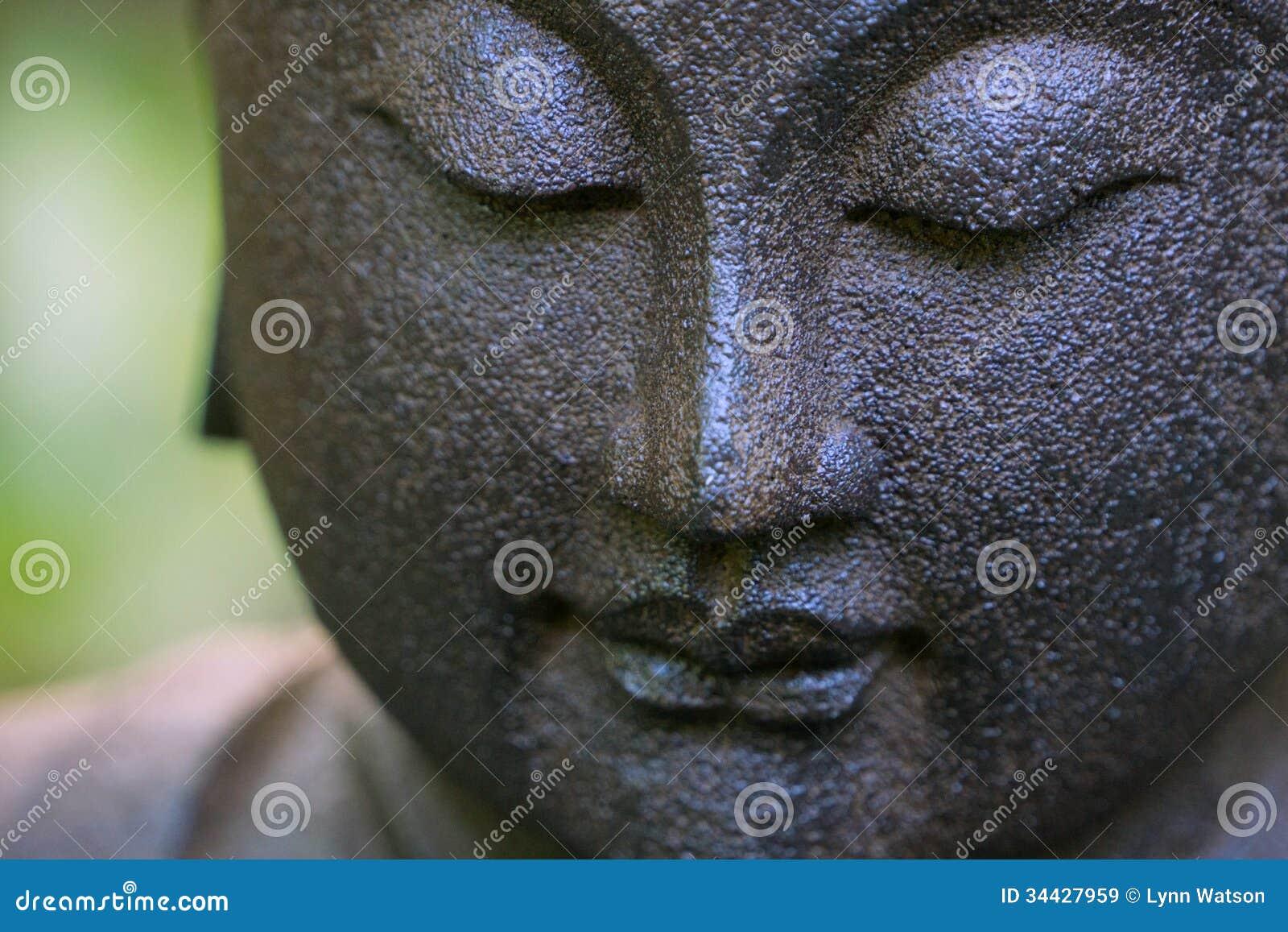 Buddha Face Royalty Free Stock Images - Image: 34427959