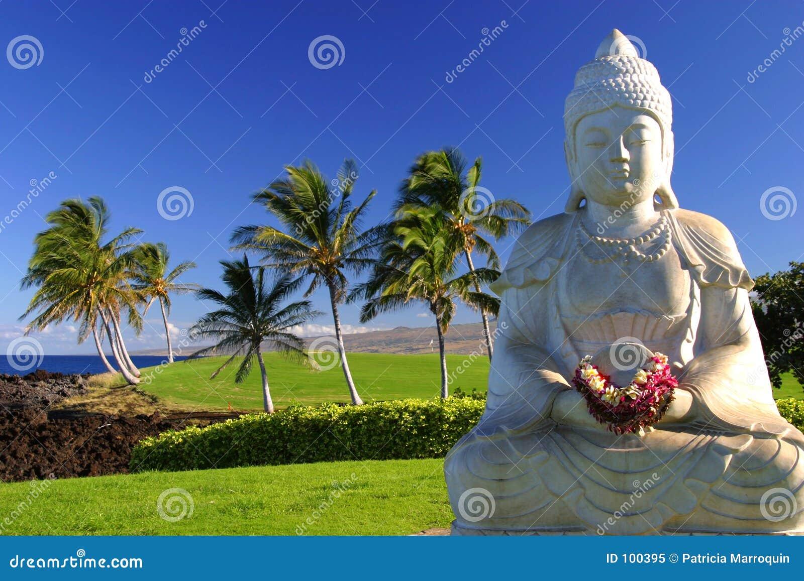 Buddha im Paradies