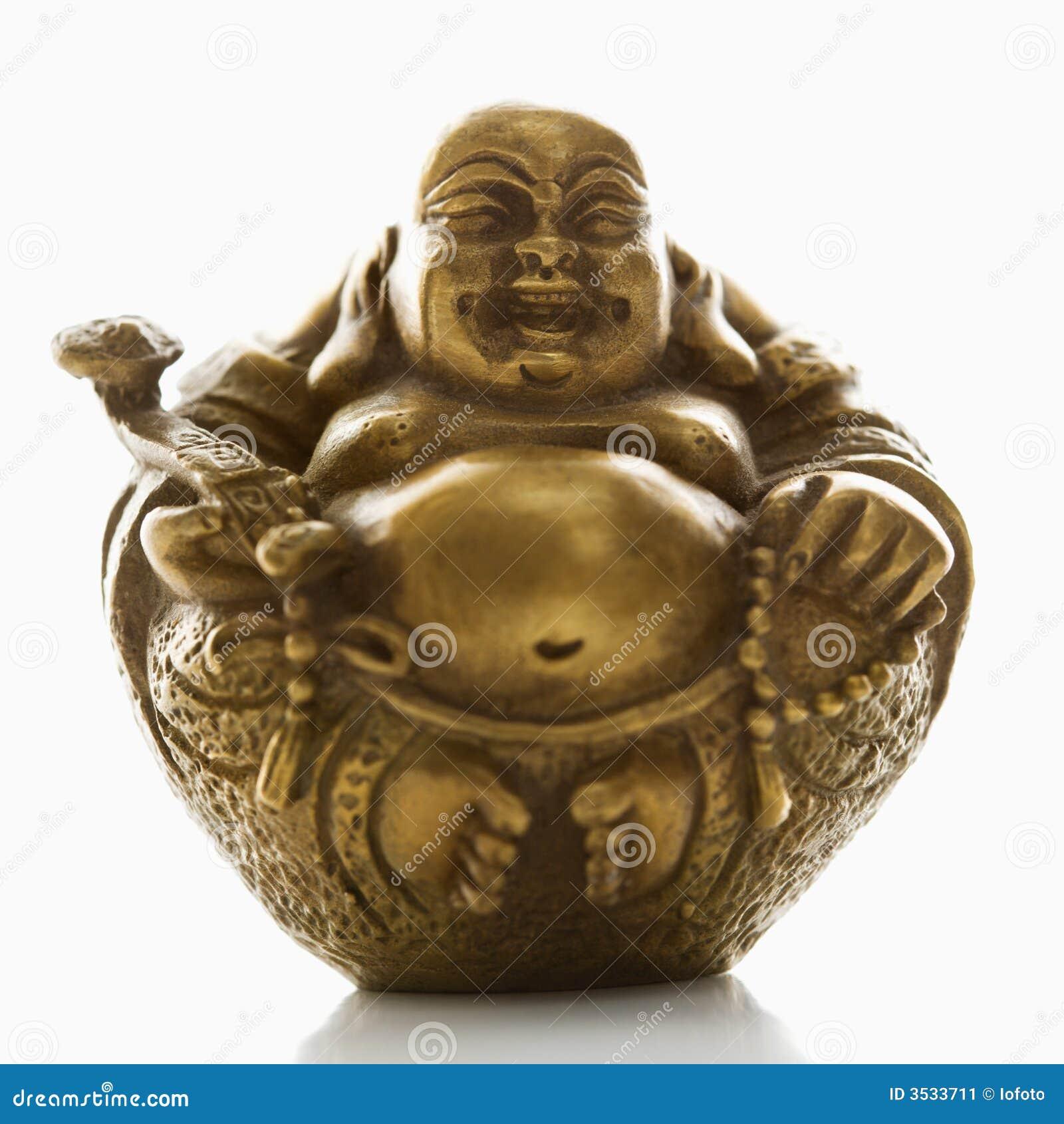 Buddha redondo.