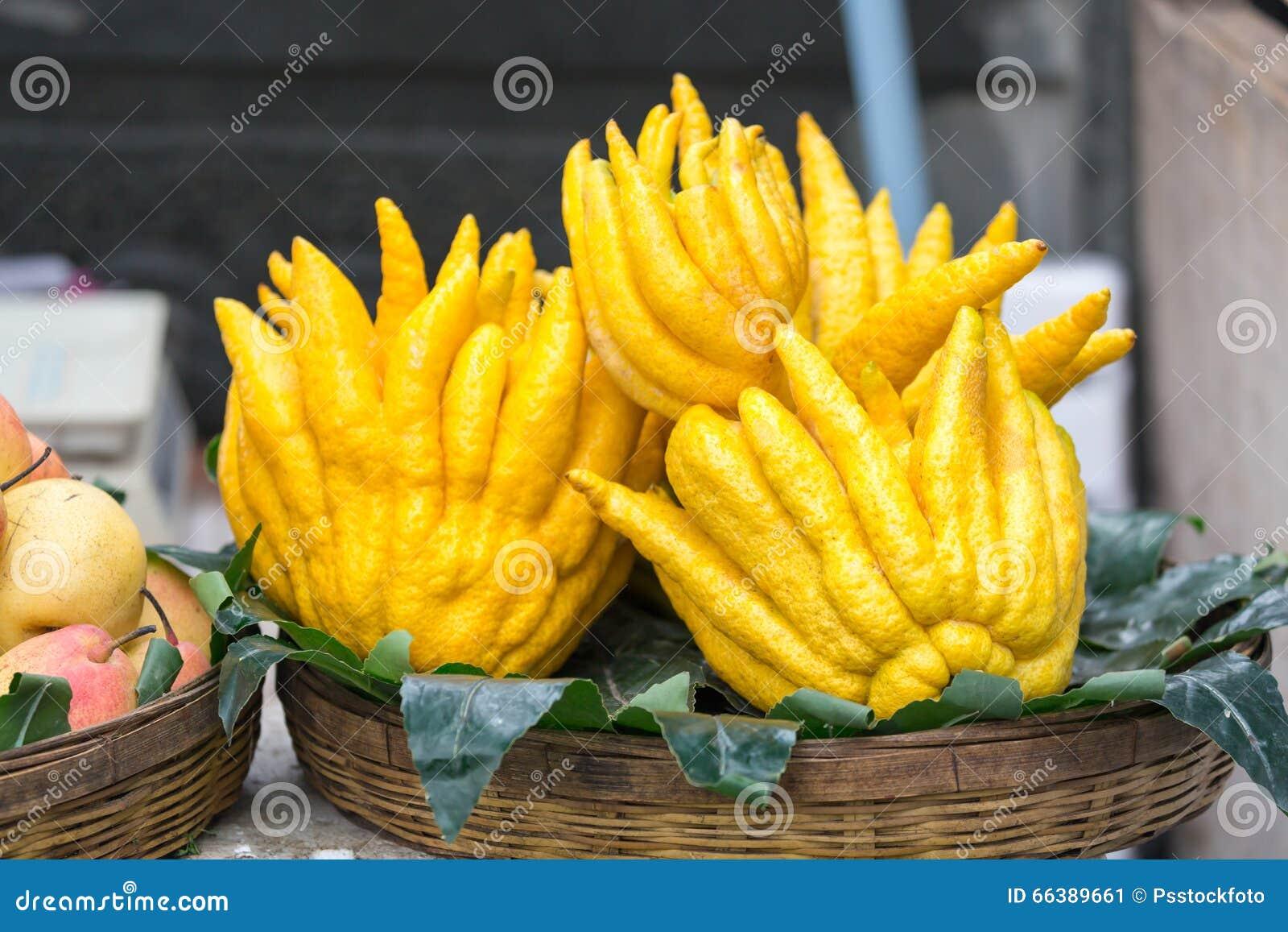 buddha hand fruit healthy fruit pie