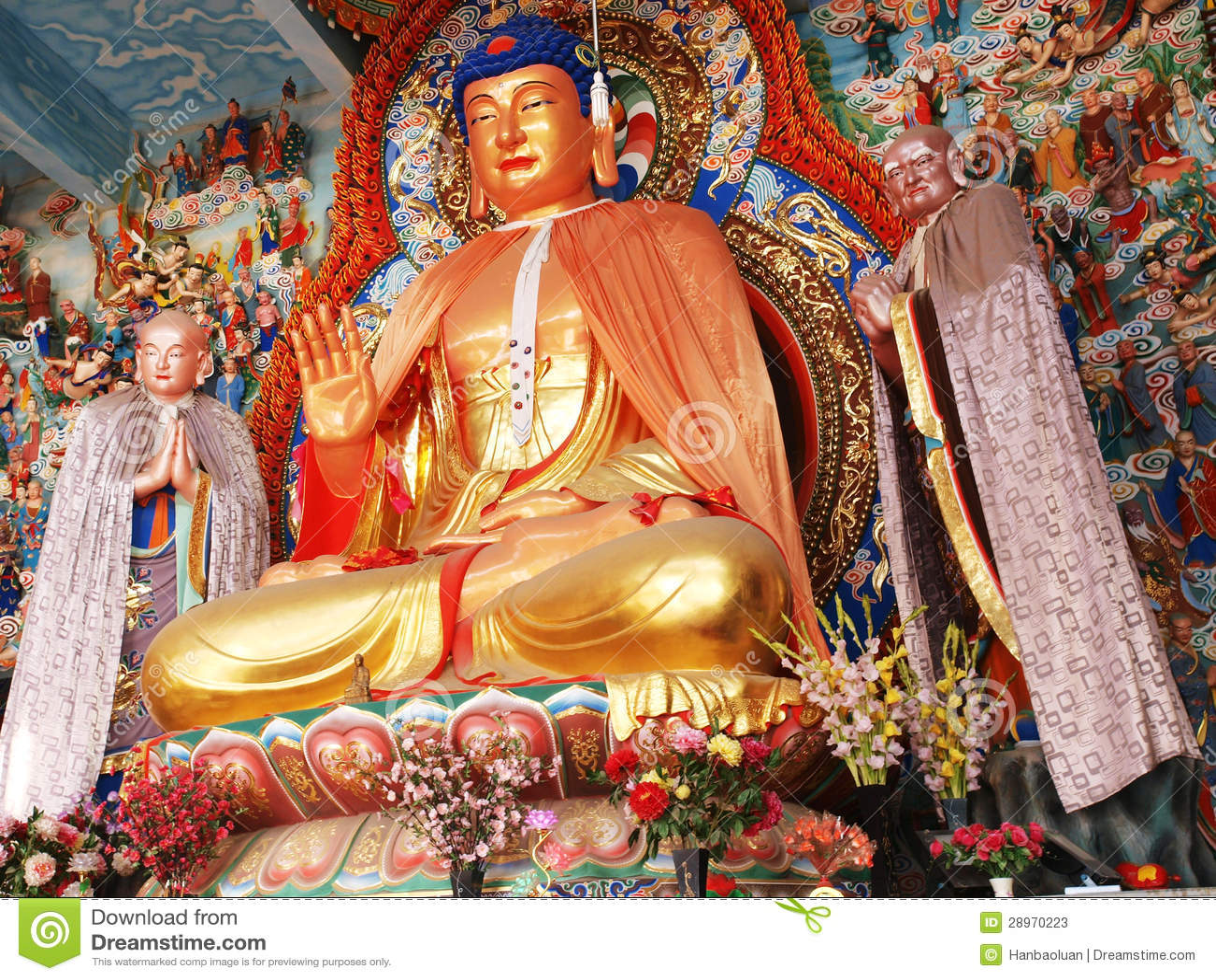 Buddha statua