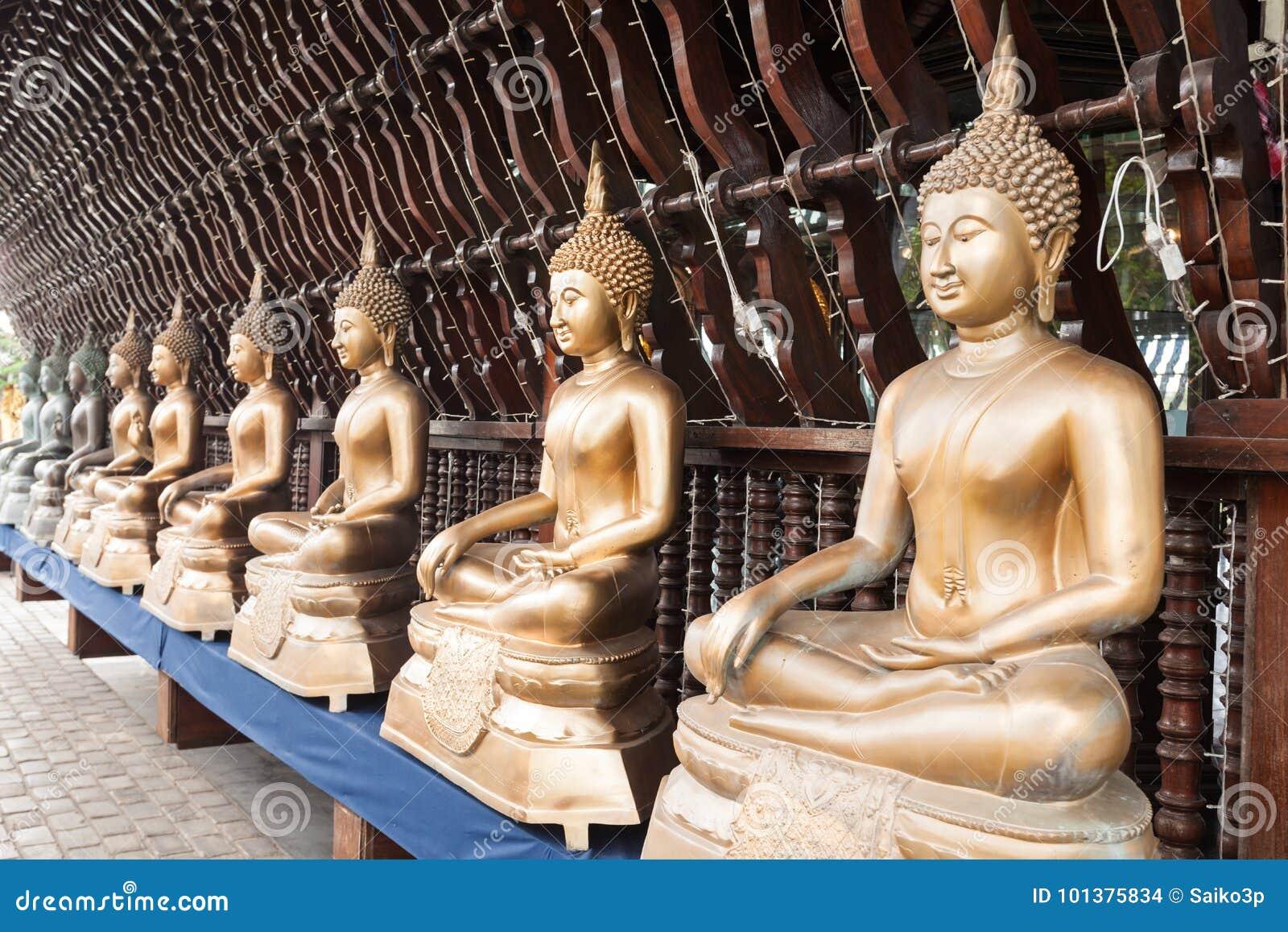 Seema Malaka Gangaramaya Temple Stock Photo - Image of colombo