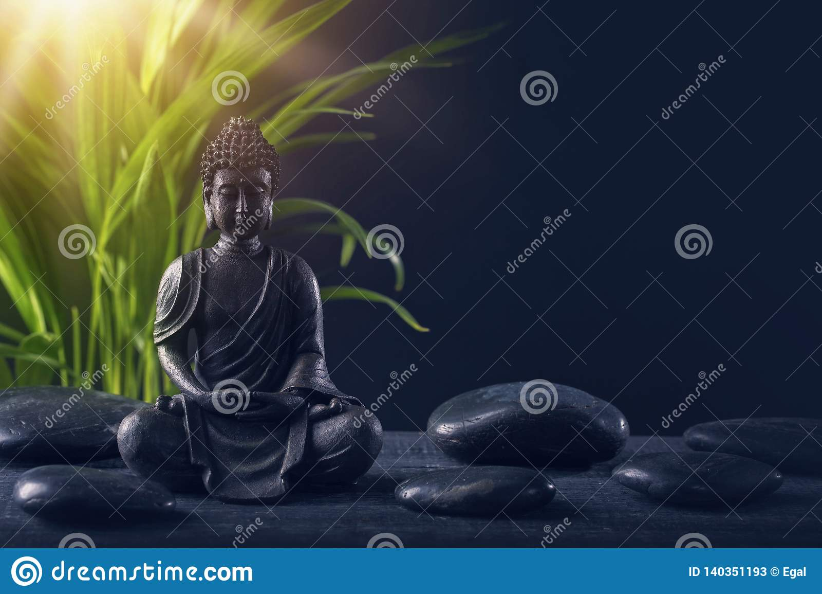 Buddha statystenar