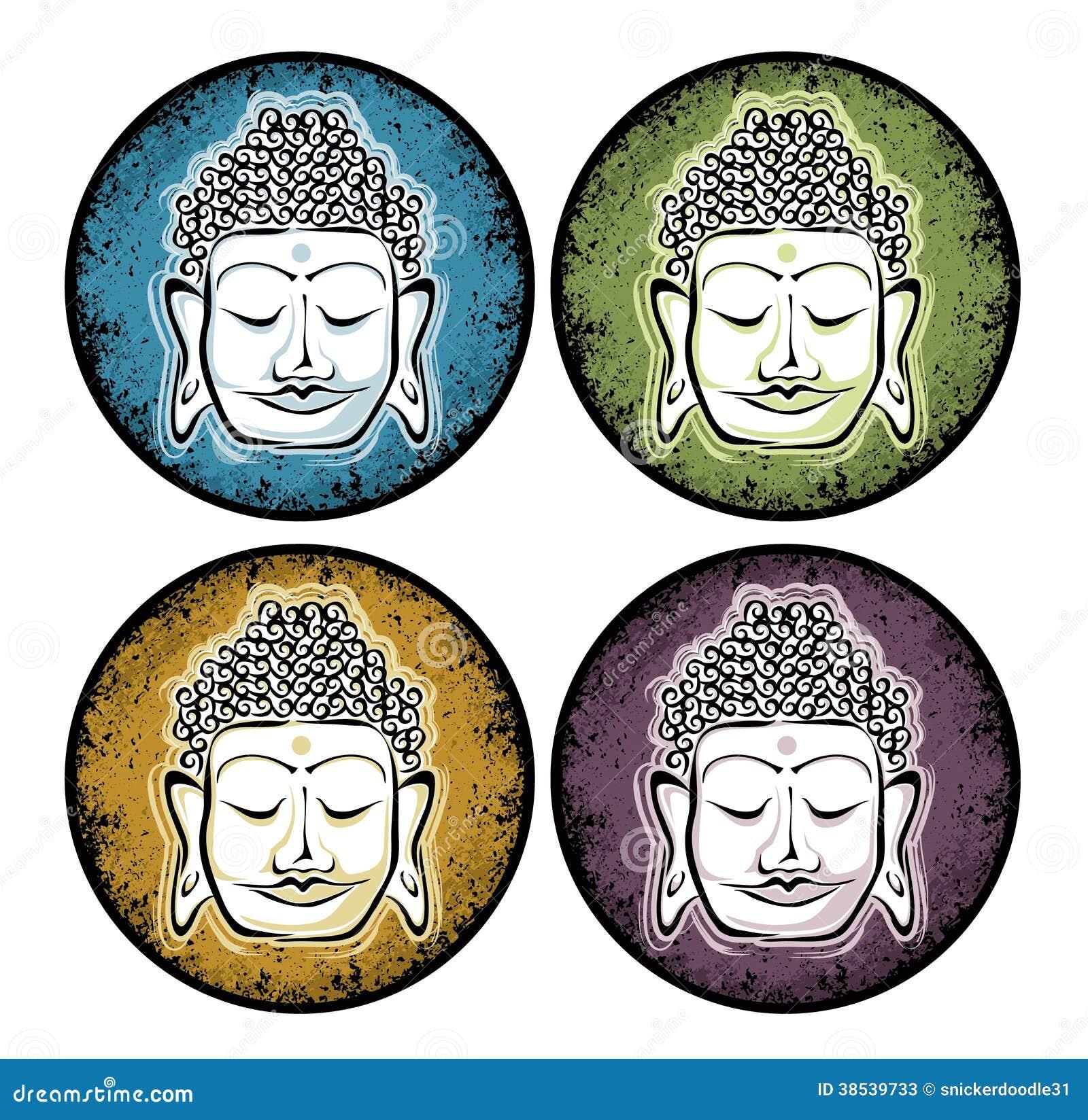 Buddha Symbol Vektor Abbildung Illustration Von Gott 38539733