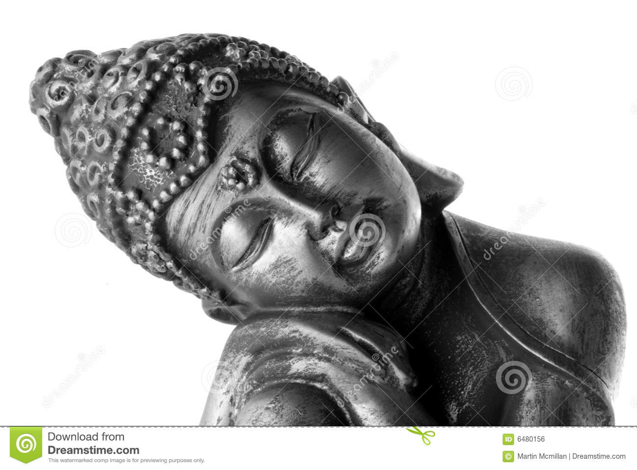 Buddha Woman Royalty Free Stock Image - Image: 6480156