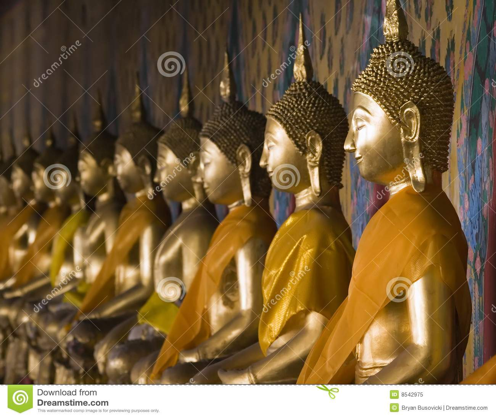 Buddhas Ταϊλανδός