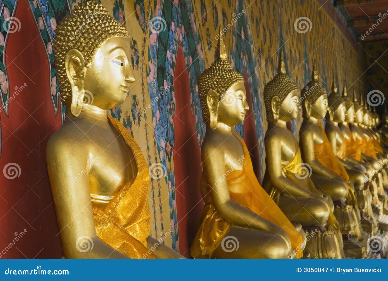 Buddhas тайские
