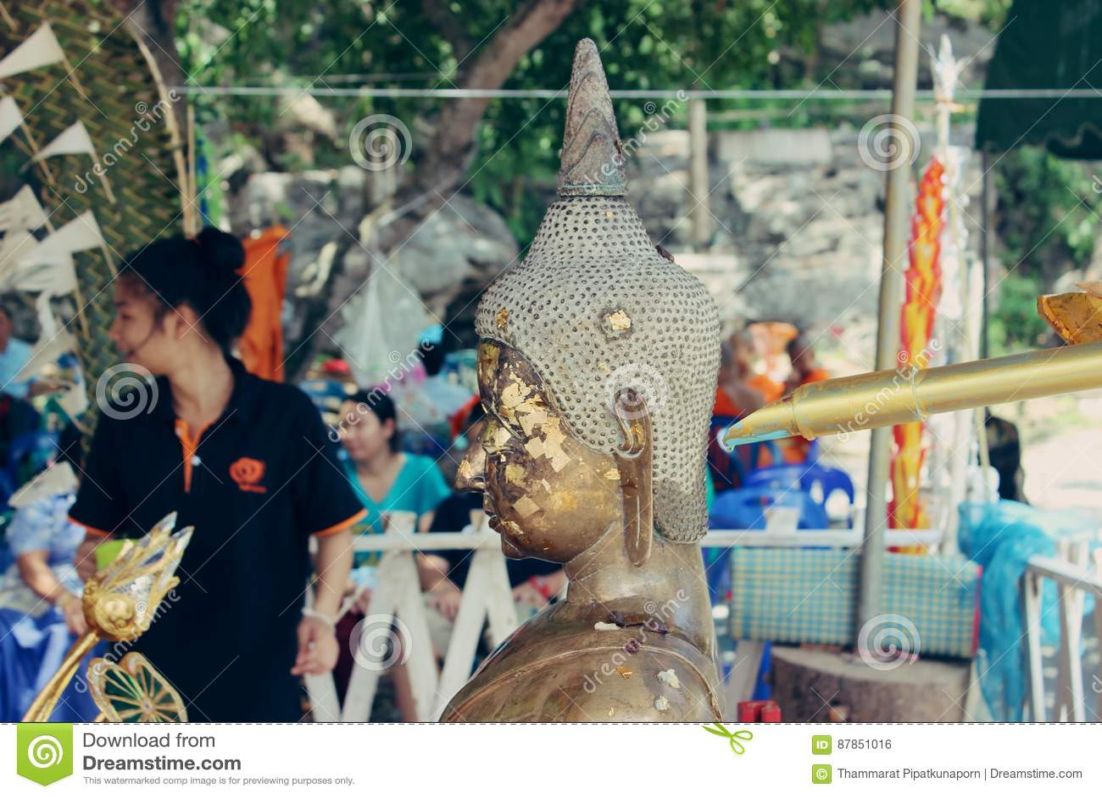 Buddhist rituals