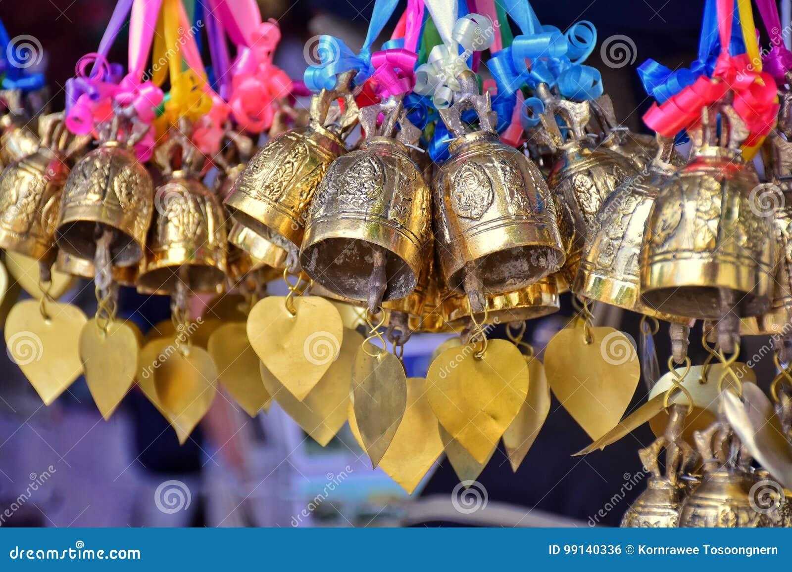 Buddhistisch unterzeichnen Sie herein Tempel von Thailand