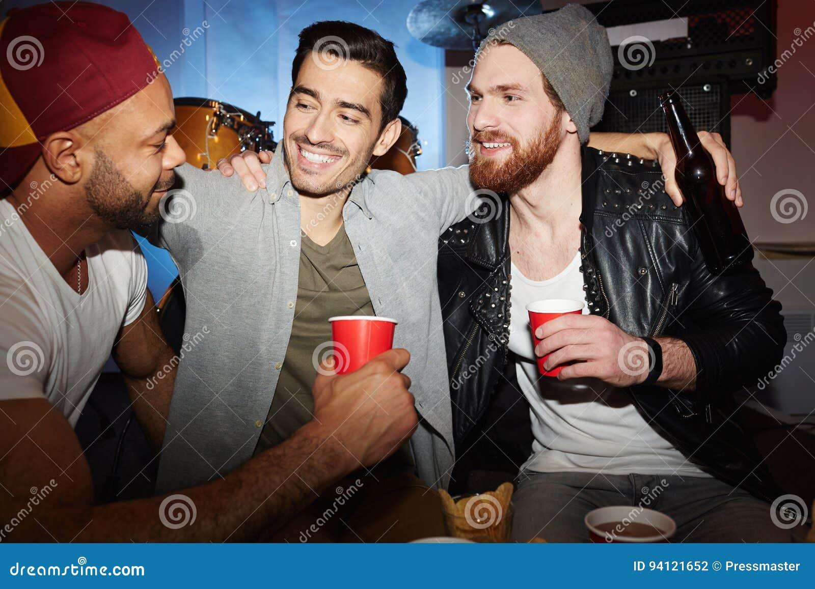 Mens night club
