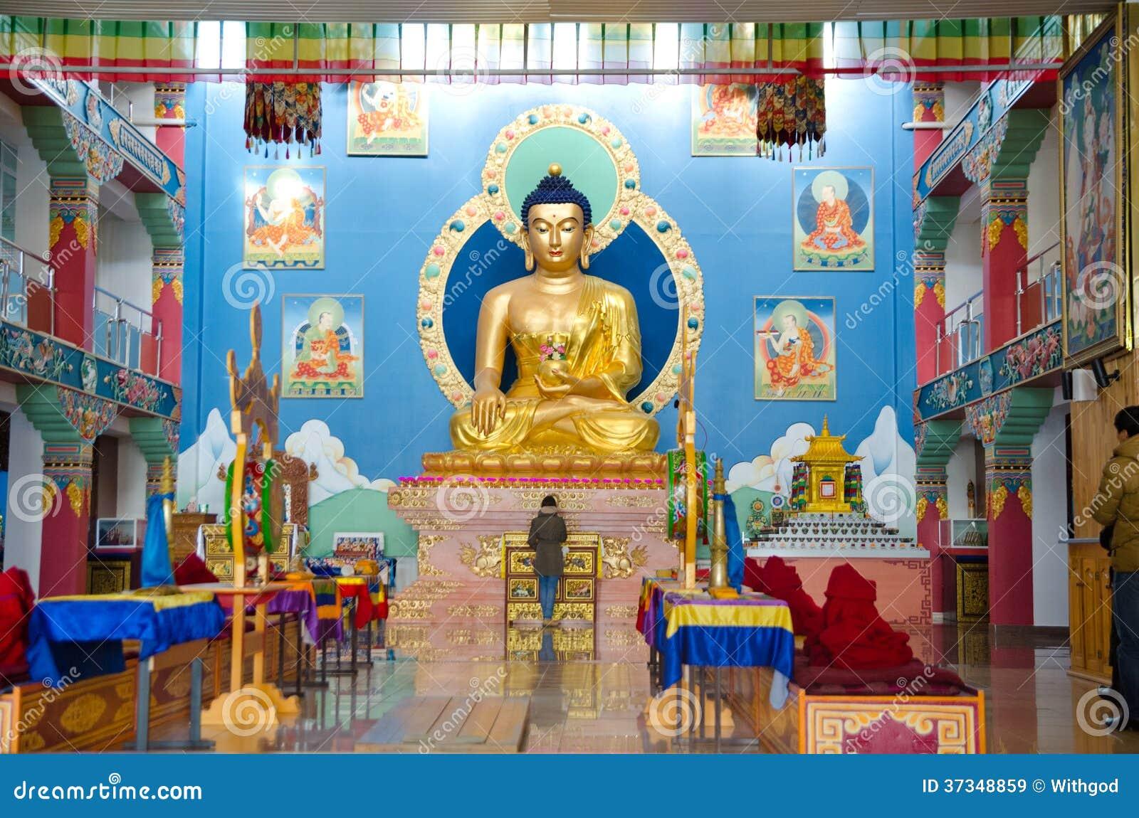 Buddism i Buryatia, Ryssland