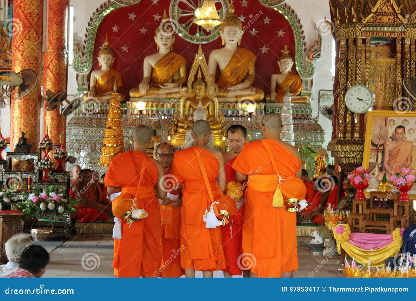 Buddistiska ritualer