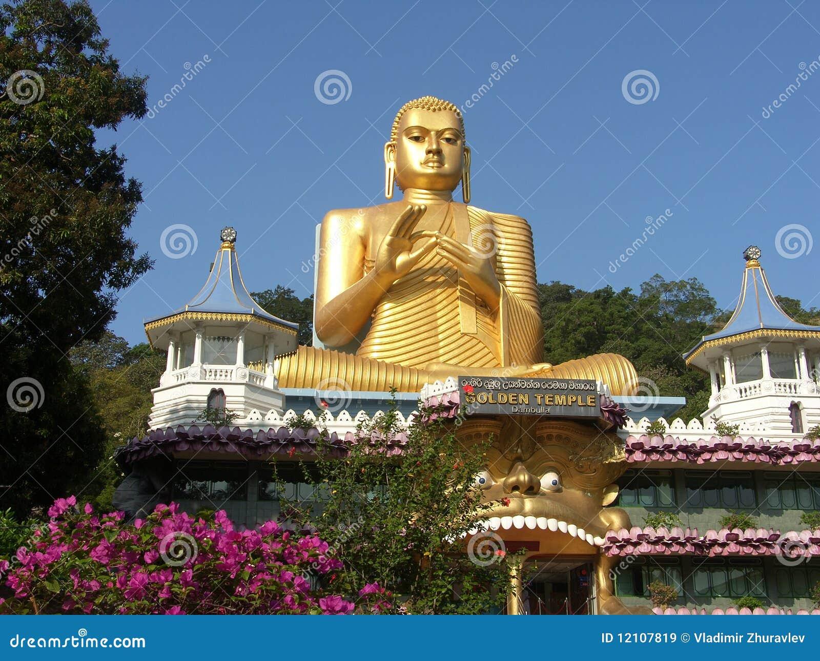 sri lanka buddhist temple - 1000×750