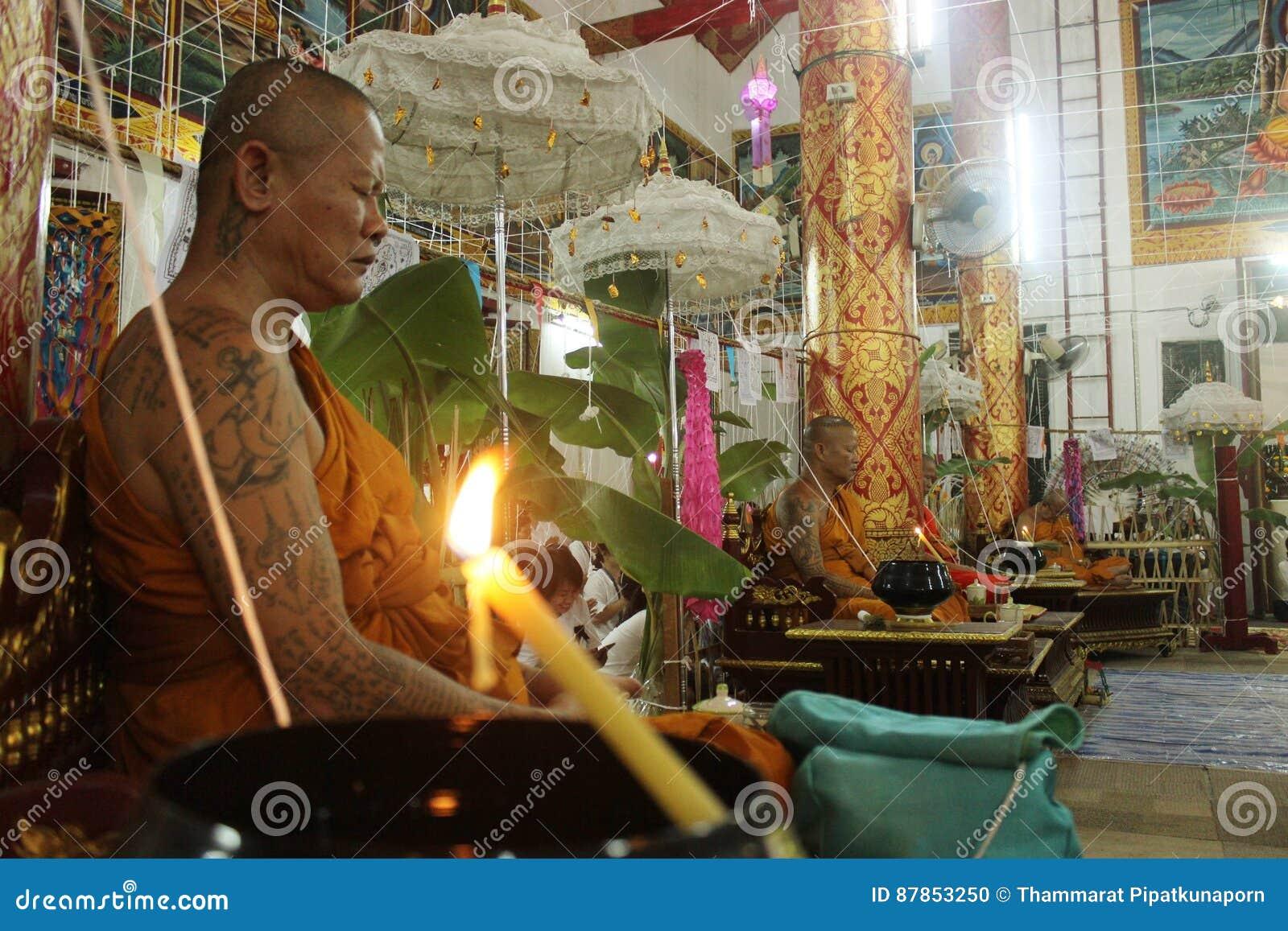 Buddyjscy rytuały