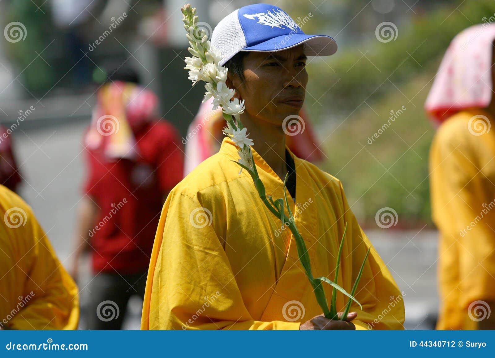 Buddyjski religijny rytuał