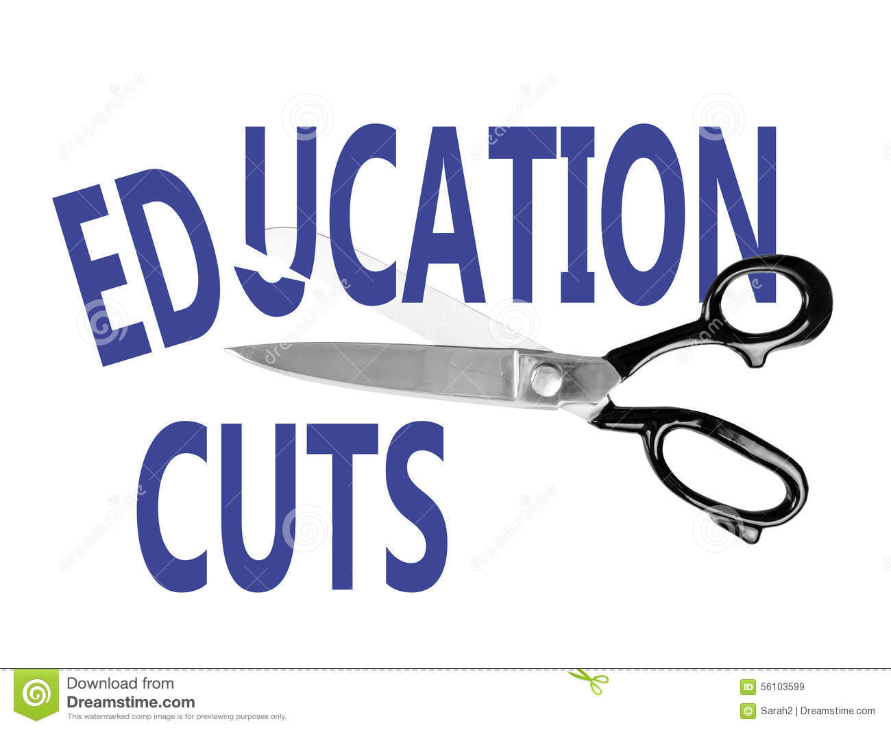 what are budget cuts in education