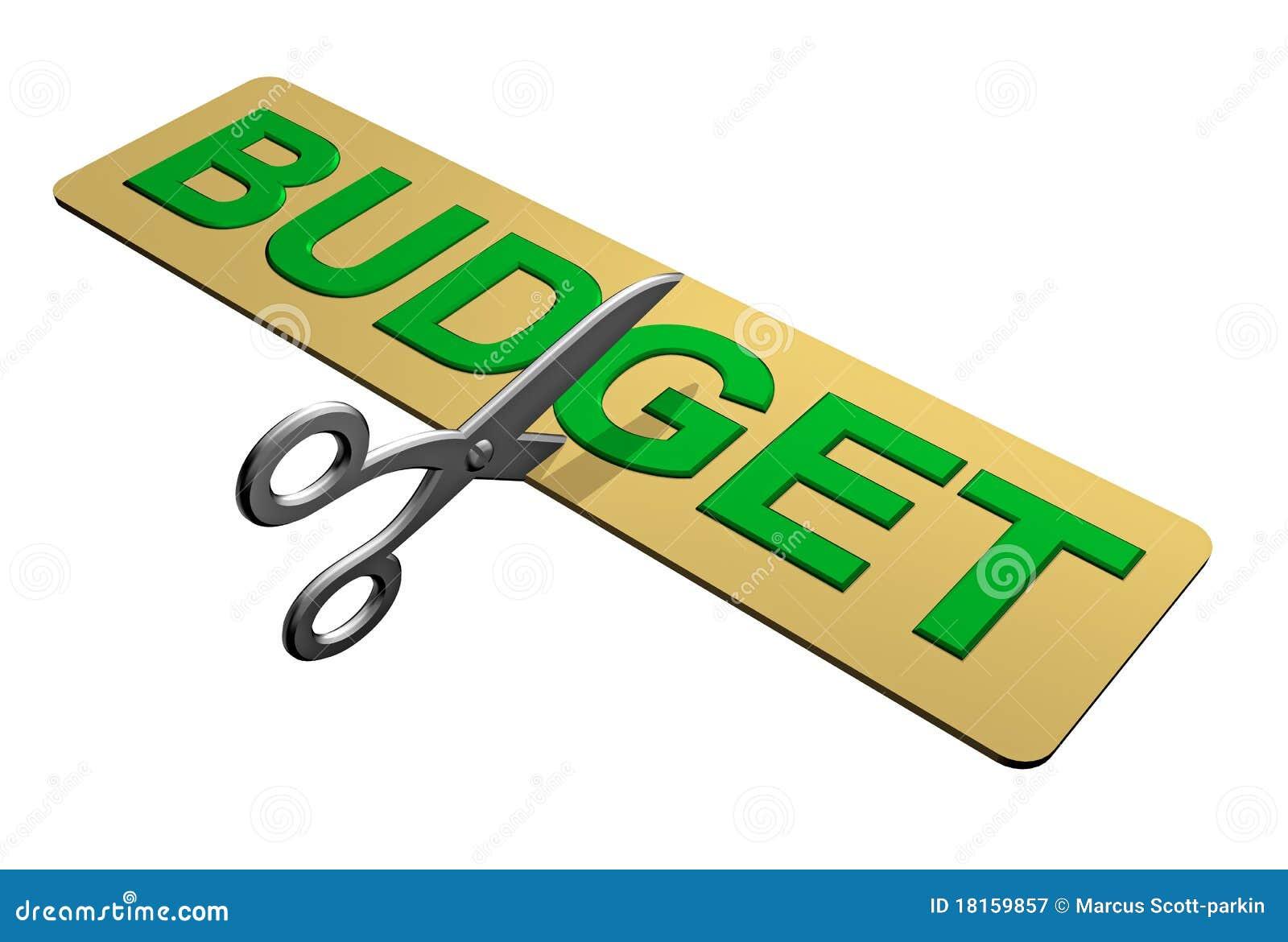 Budget- cutting