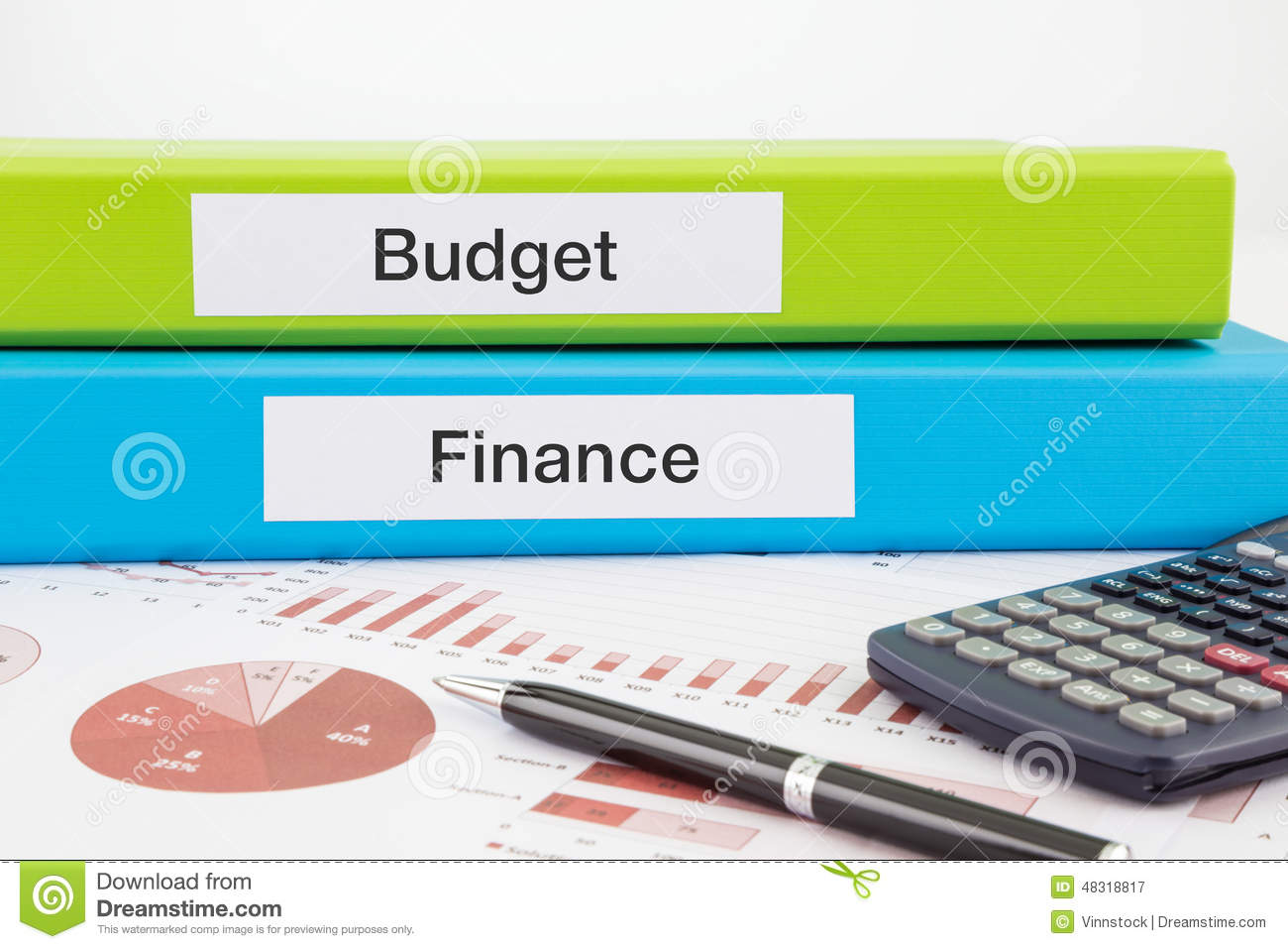 how to create a budget document