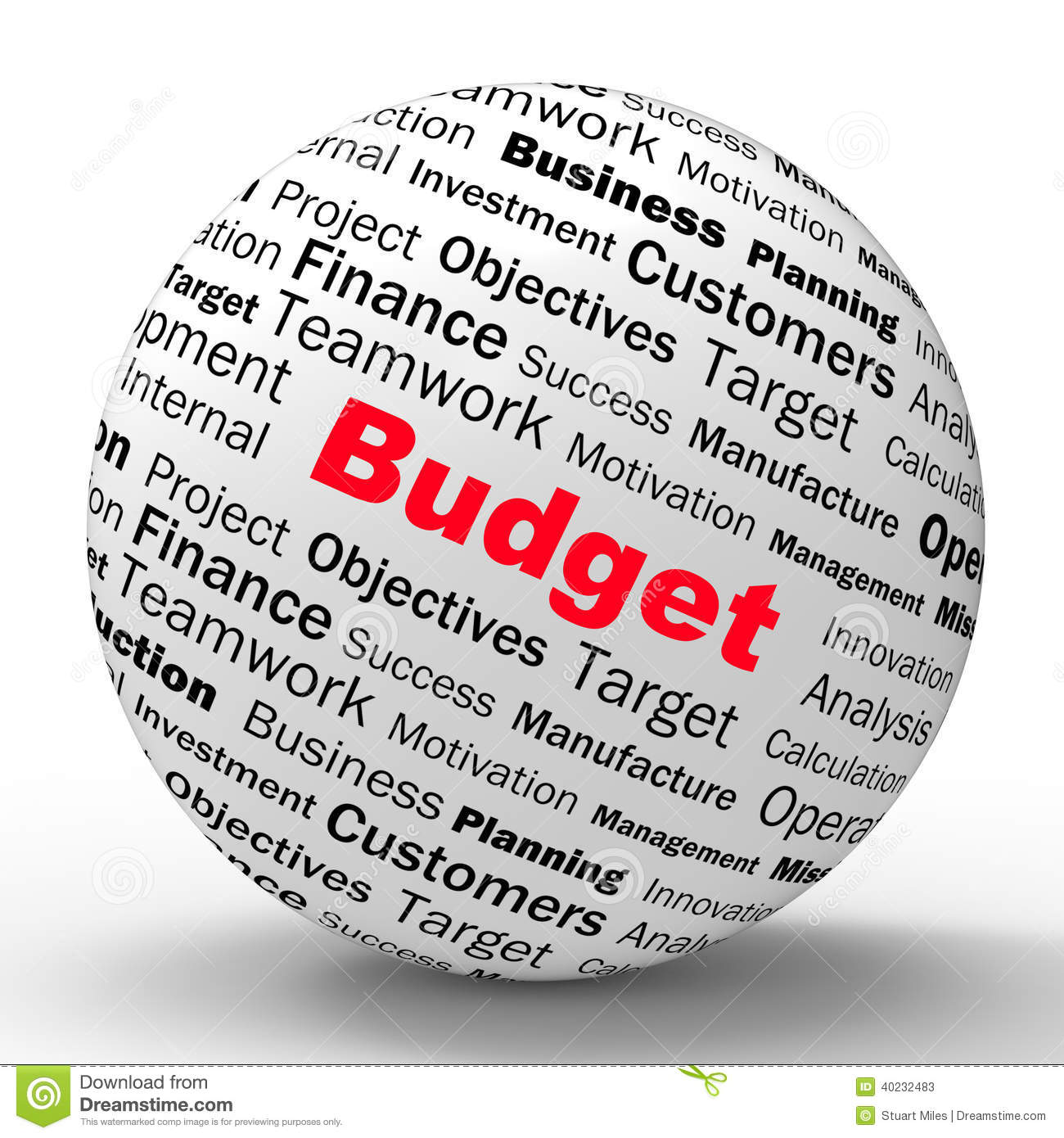 managerial budgeting This is one of over 2,200 courses on ocw find materials for this course in the pages linked along the left mit opencourseware is a free & open publication of.