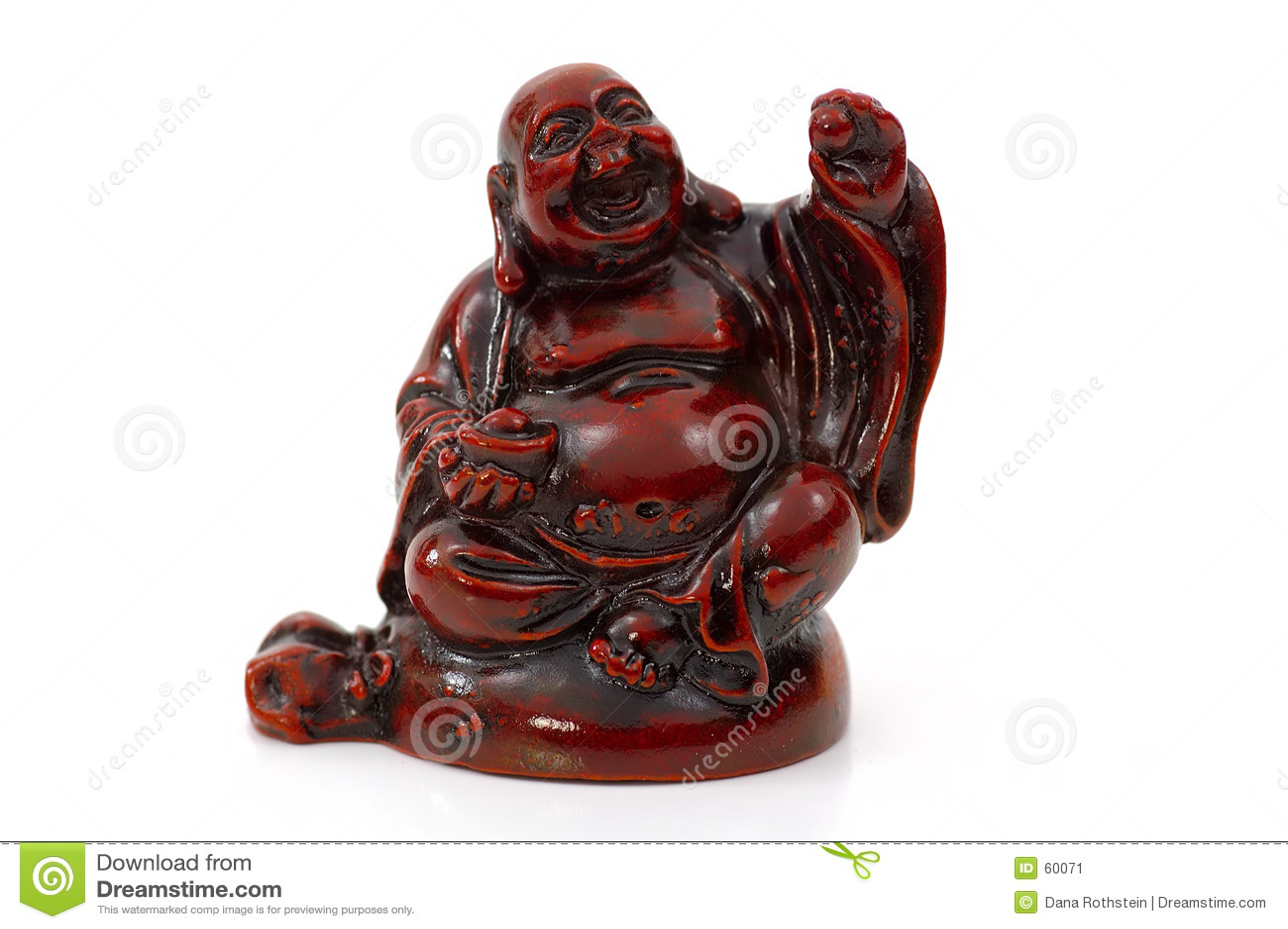Budha isolato
