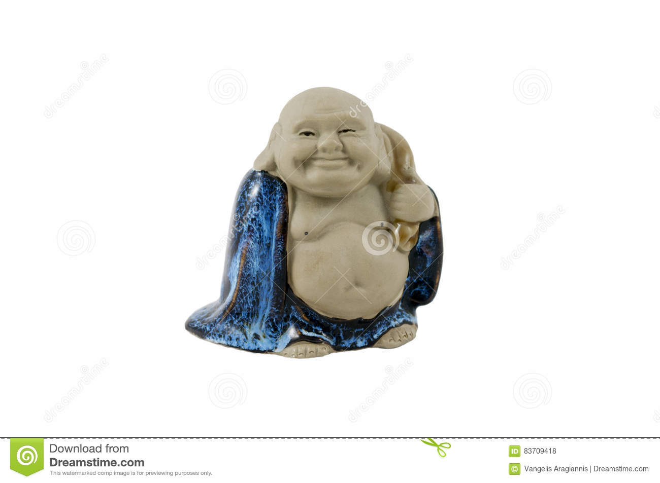 Budhha Figurine Stock Photo