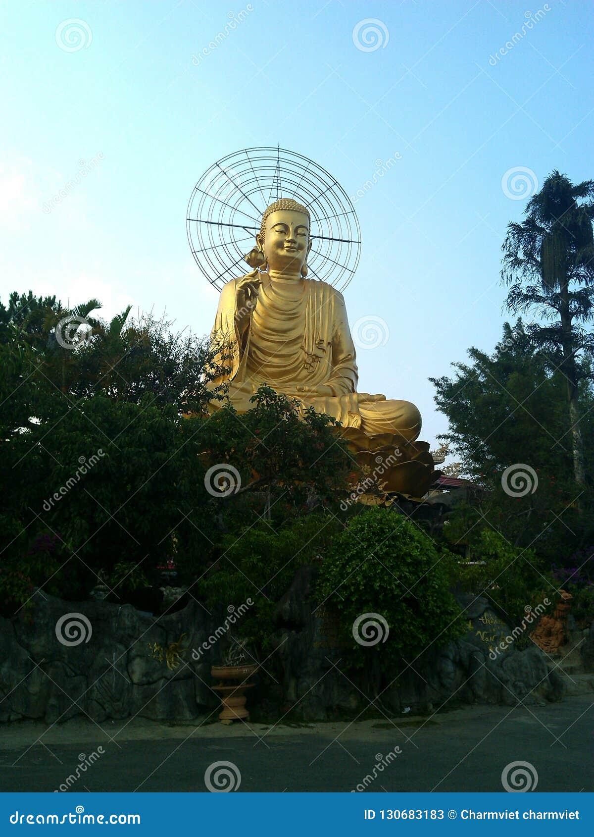 Budism-Statue