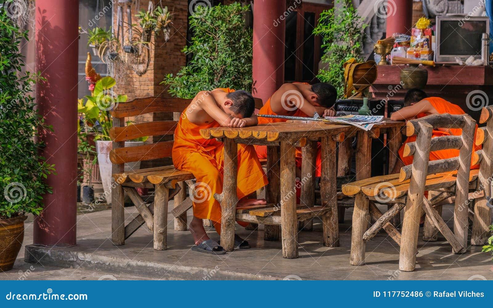Budistas novos