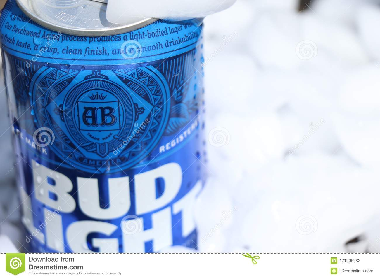 Download Bud Light Editorial Photography. Image Of Light, Budlight    121209282