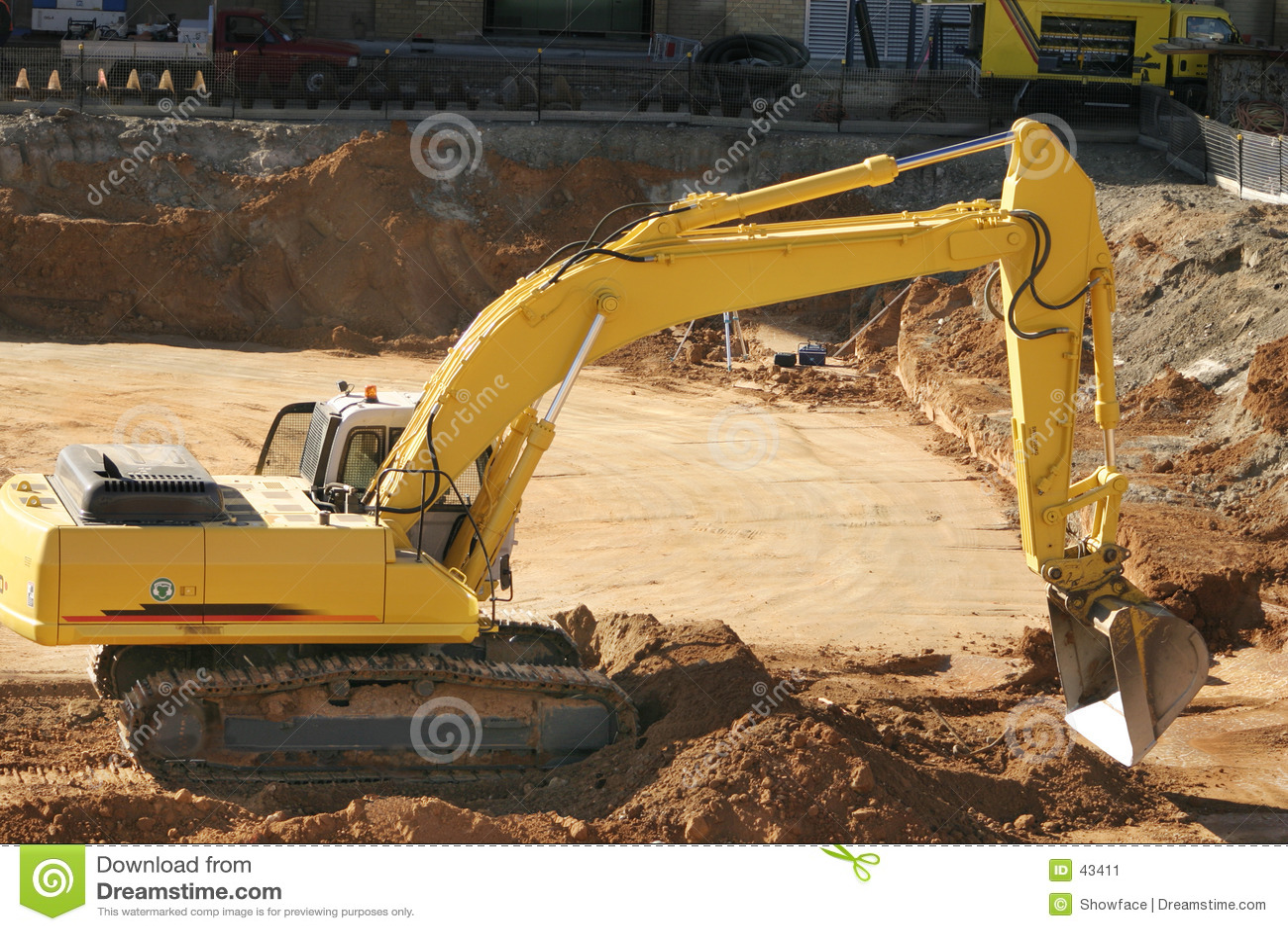 Budowa brudu do kopania