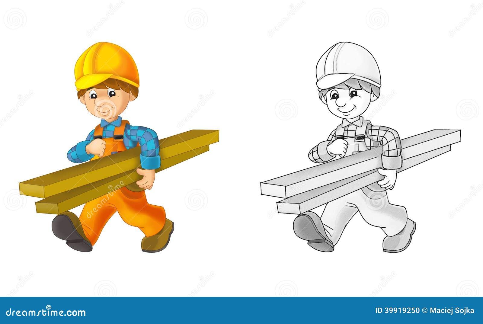 Budowa - kolorystyki strona z zapowiedzią