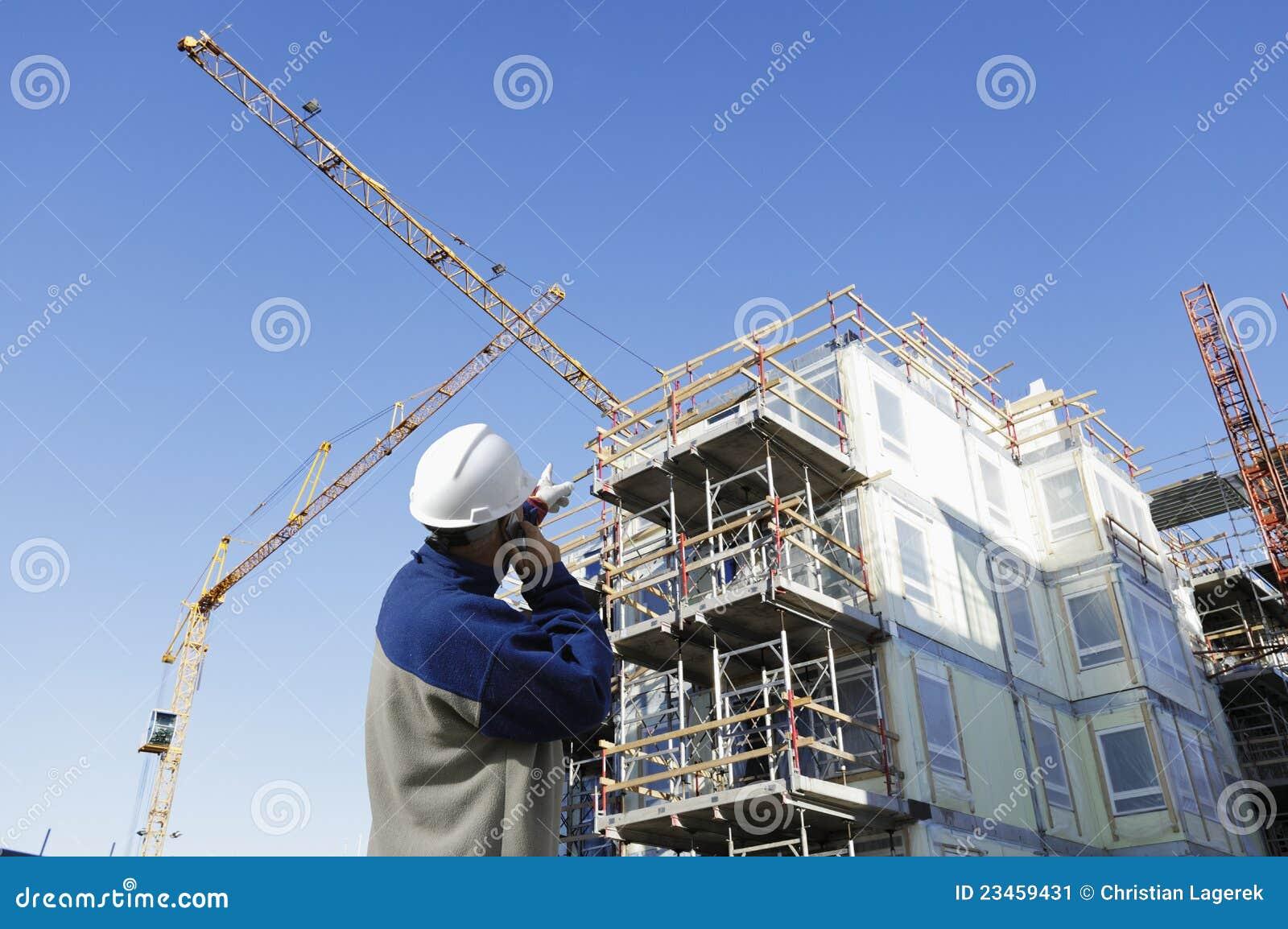 Budowa pracownicy